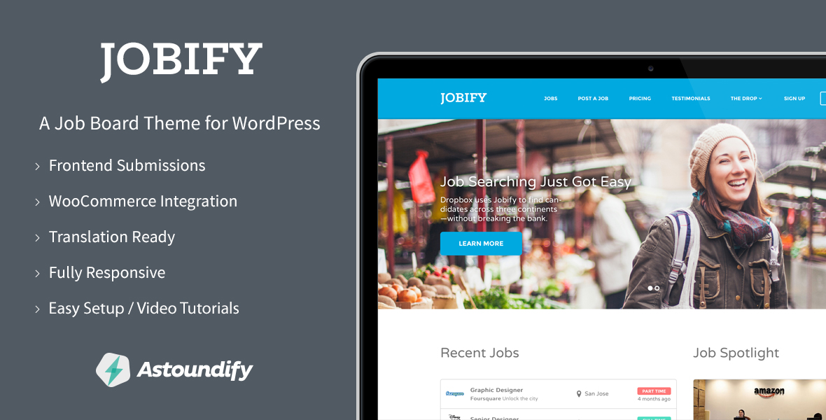 """WordPress"